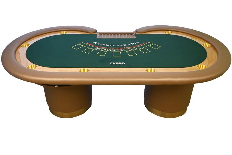 Blackjack Table Setup