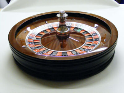 Lightweight-Professional-Roulette-Wheel