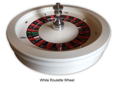 White-Roulette-Wheel