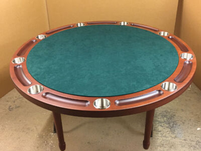 9-Player-Round-Card-Table
