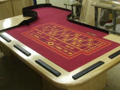 Custom-Oak-Roulette-Table