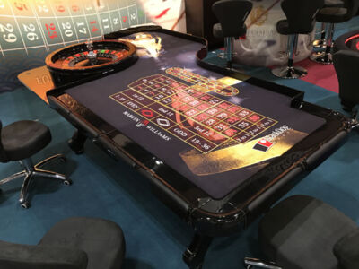 Custom-Show-Roulette-Table